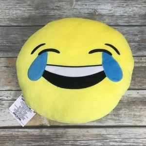 🎉SALE!!! Emoji Lol Pillow Accessory